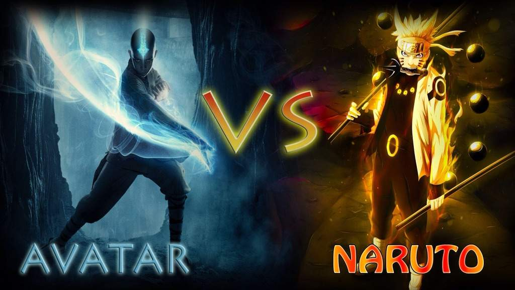 avatar or naruto