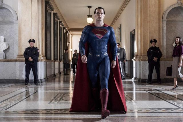 Count the costumes of superheroes that break through physical limitations