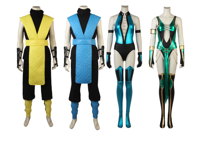Mortal Kombat Cosplay Costume