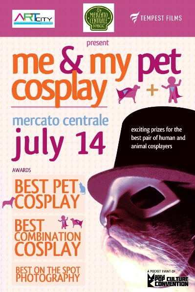 cosplay event